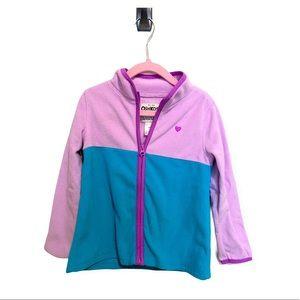 [3/$15] Sweater zip jacket for little girls